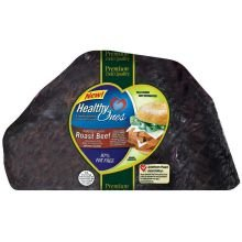Armour Eckrich Healthy Ones Whole Muscle Medium Rare Roast Beef, 5.9 Pound -- 2 per case. (Best Rare Roast Beef)