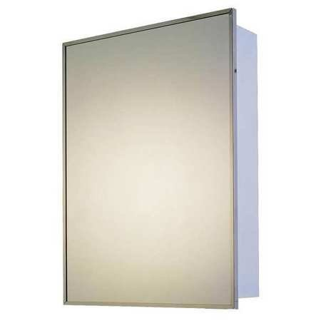 Medicine Cabinet, Surface Mount, 16x22 in. by KETCHAM