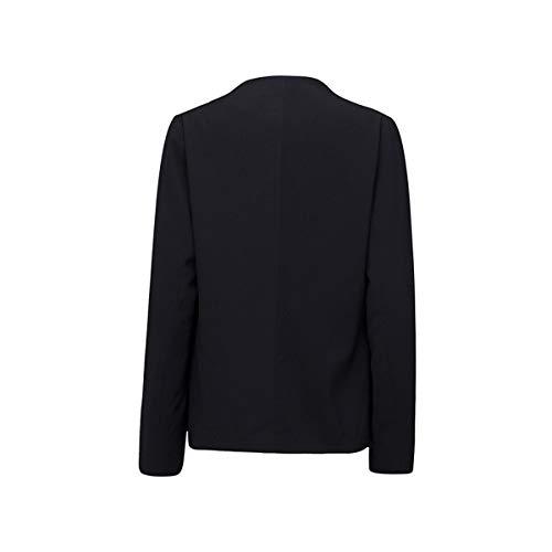 Blousons et Manches Cardigan Haut JackenLOVE Fashion Femmes Slim Tailleurs Blazer Vestes Longues Tops Outwear Automne de Jacket Printemps Manteau Coat 5qq7vRx0