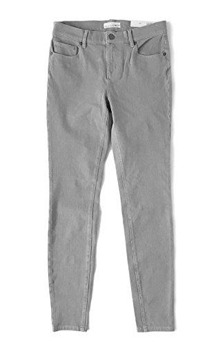 "Ann Taylor LOFT - Women's - 29"" Denim Stretch Legging Jeans (4, Gray) from Ann Taylor LOFT"