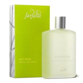 Naturel Pour Vetiver Parfum Farfalla Homme Bio n0PkwON8X