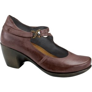 Naot Womens Perfect Plum Brown Leather - 11 B(M) US