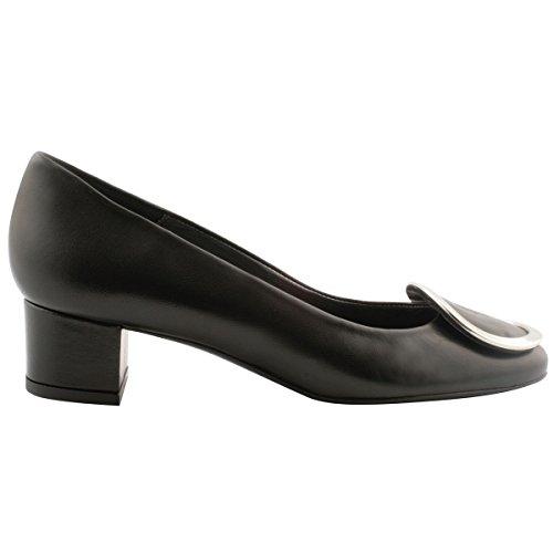 Victoire à Noir Chaussures Chaussures Talons Noir à Chaussures Victoire à Talons aqP6pfx