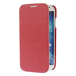 TOPAA Dragon Deep Serie PU Leather Case with Card Slot for Samsung Galaxy S4 I9500 (Assorted Colors) , Rose