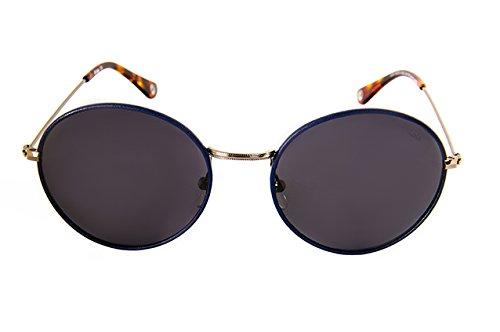 LOIS - Lois Moca BL Blue, Gafas de Sol Moda Unisex Metal ...