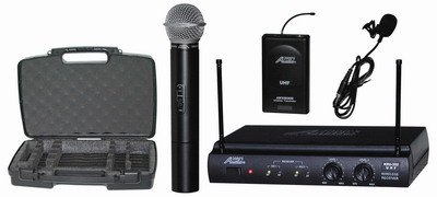 Audio2000 AWM 6032UL Wireless Microphone Handheld product image