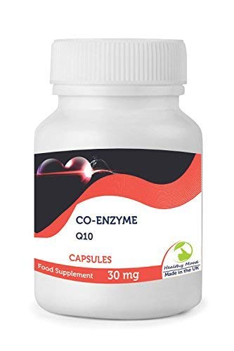 Coenzima Q10 30mg Salud Dietética Suplemento Alimenticio Co-q10 Vitaminas 30/60/90