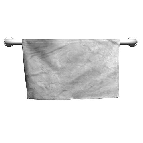 Flowered Marble,Abstract Stone Veins,t Shirt Towel for Curly Hair