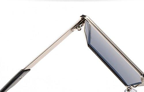 Sol para Metal de Ultra Light Hombres 1 conducción Deportiva 2 Marco de de SunglassesMAN Color Yxsd Gafas qBPRnt00