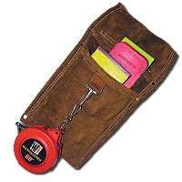 WoodlandPRO Leather Wedge Pouch