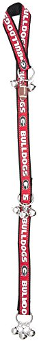 Pets First Collegiate Georgia Bulldogs Training Bell for ...