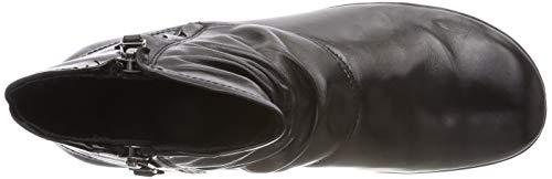 Naly Botines 24 Seibel Femme schwarz Noir Josef 100 S8qpx7Tn