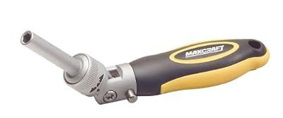 Maxcraft 60601 Flex Ratchet Screwdriver by MAXCRAFT