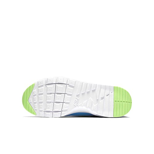 Nike Air Max Thea Print (GS), Scarpe Sportive Bambina Bianco e argento