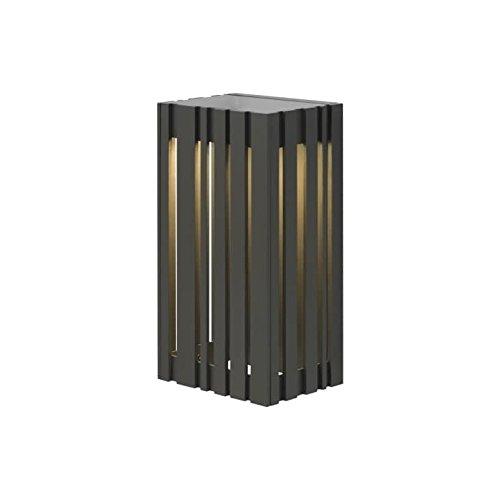 (LBL Lighting LBL Uptown 1 Light Small Bronze Outdoor)