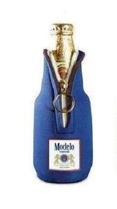 MODELO ESPECIAL Beer Bottle Suit Cooler Coozie Coolie Huggie New