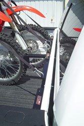 High Roller HR501-20 Black 53'' Moto Tie Bar