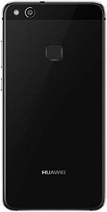 Huawei P10 Lite Single-SIM 32GB (GSM Only, No CDMA) Factory Unlocked 4G/LTE Smartphone (Black) - International Version