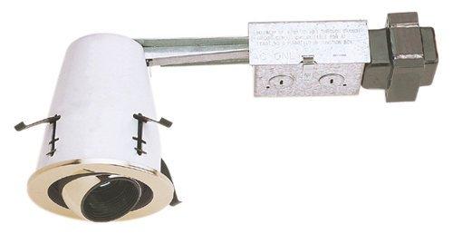 "Elco Lighting EL1499RA 4"" Low Voltage Airtight Remodel Housing"