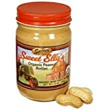 Sweet Ellas Smooth Organic Peanut Butter, 13 Ounce -- 12 per case.