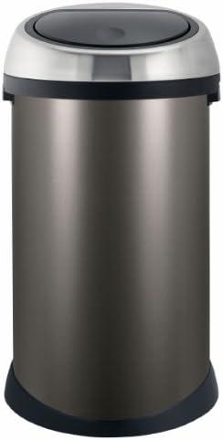 Brabantia 424243 Touch Bin 50 L Deckel Matt Steel