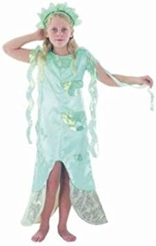 Mermaid Girls fancy Dress Costume Age 10,11