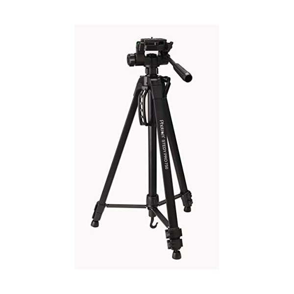 RetinaPix Photron Stedy PRO 750 Tripod for DSLR, Camera