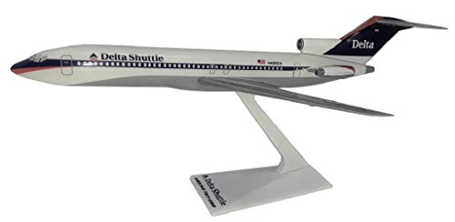 Flight Miniatures Delta Shuttle Airlines 1997 Boeing 727-200 1:200 Scale Display - Aircraft Boeing 727