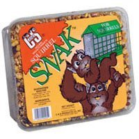 CandS 06205 Squirrel Snack Cake, 2.7 Pounds, My Pet Supplies