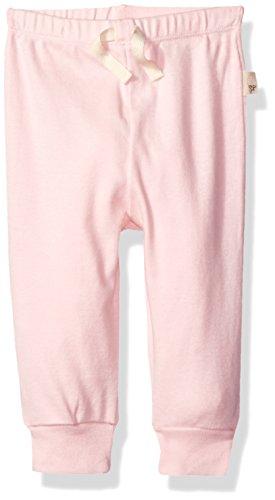 Burt's Bees Baby Unisex Baby Sweatpants, Knit Jogger Pants, 100% Organic Cotton, Cherry Blossom Jersey, 3-6 (Unisex Jersey Knit Pants)