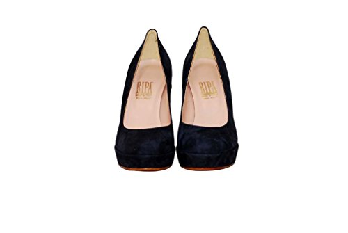 Hohe Pumps Decollete aus Leder Damen RIPA shoes - 55-0102