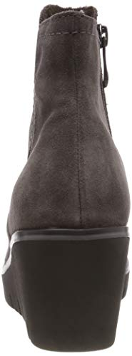 25802 Pepper premio MARCO 335 Antic 21 Women's TOZZI Ankle Brown Boots 7t7x8q4