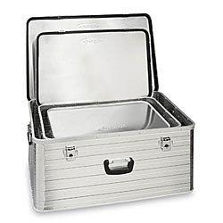 Enders 3902 Aluminiumboxen-Set 47 und 80 Liter Volumen
