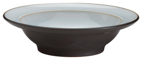 Denby Sienna Wide Rimmed Soup/Cereal Bowl,Set of 4 (Sienna Soup)