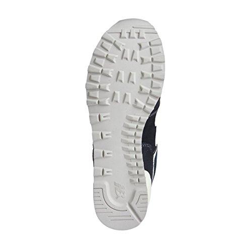 Nieuw Evenwicht Ml574 Herren Sneakers Bleu Marine