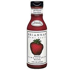 Brianna's Home Style Blush Wine Vinaigrette Salad Dressing 12x 12Oz - Dressing Vinaigrette Wine