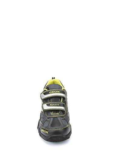 Geox J641BC 0FUFE Sneakers Bambino Grigio 30