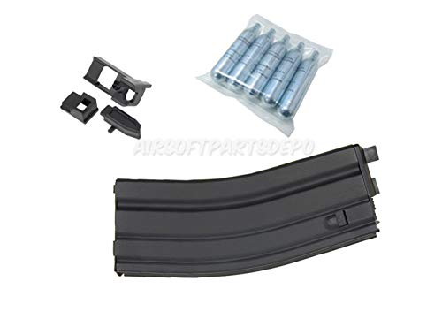 AirSoft CO2 Mag for Full Metal WE M4 Scar GBB Rifles for sale  Delivered anywhere in USA