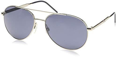 Tommy Hilfiger Men's TH1653S Aviator Sunglasses, Palladium, 59 mm (Tommy Hilfiger Sunglasses For Men In India)
