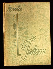 (Custom Reprint) Yearbook: 1945 Lincoln High School - Totem Yearbook (Seattle, WA)