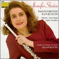 JENNIFER STINTON The Concerto Collection Nielsen / Honegger / Ibert / Poulenc / Rodrigo / Mozart