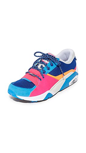 Puma R698 Women Party Pink Glo / Glacier Grey 5.5