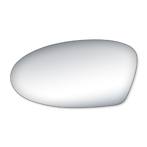 Fit System 99172 Oldsmobile Alero Driver/Passenger Side Replacement Mirror Glass (2003 Pontiac Grand Am Side Mirror compare prices)