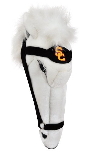 (Team Effort USC Trojans Shaft Gripper Mascot Headcover)