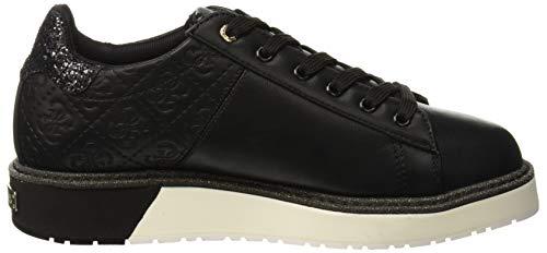 Debora Femme Black Guess black Gymnastique De Chaussures Noir 6P67Fqdx
