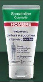 Somatoline Cosmetic Homme Ventre Intensif Nuit Et 300ml abdominaux