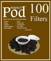 - Perfect Pod Filters 2 Pack - 100 Total Filters