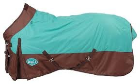 Tough 1 1200D Snuggit Turnout 300g 72In (Turnout Horse Winter Blanket)