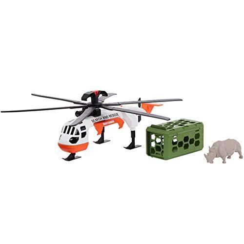 THE CLUB 위험으로 설정 차량과 동물의 그를 선택 고래 구조 보트 또는 RHINO 구조 헬리콥터를 모두 동물의 숫자 작업과 탐험은 아이들을위한 게임이 나이 3
