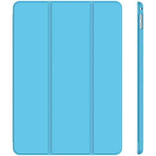 JETech Case for iPad Mini 4, Smart Cover with Auto Sleep/Wake, Blue
